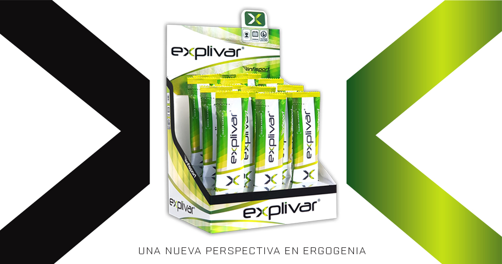 EXPLIVAR® BENEFICIOS Y MODO DE EMPLEO EN DEPORTES DE RESISTENCIA