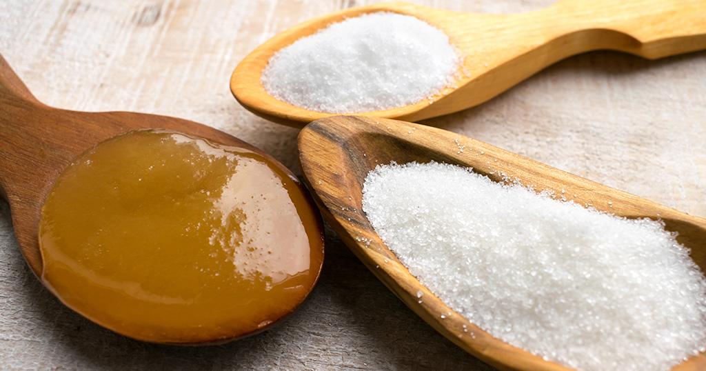 carbohidratos azúcares