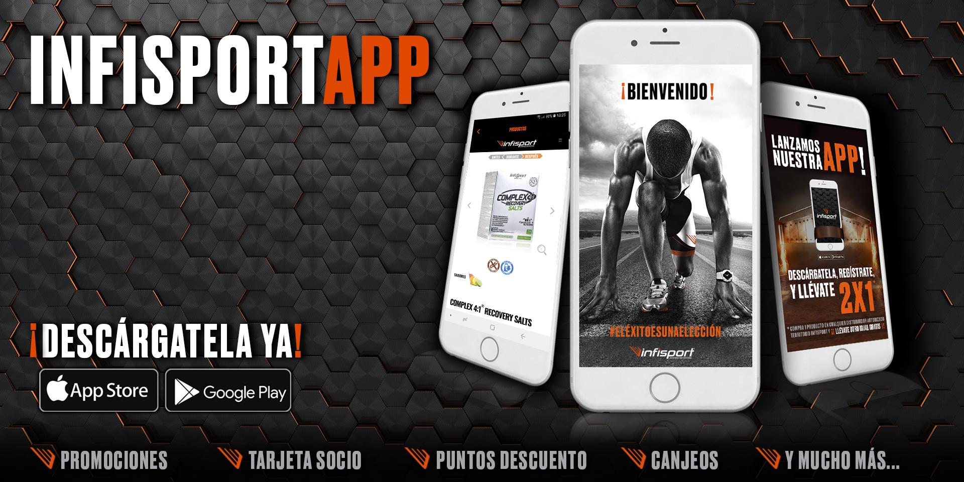 Descárgate nuestra app
