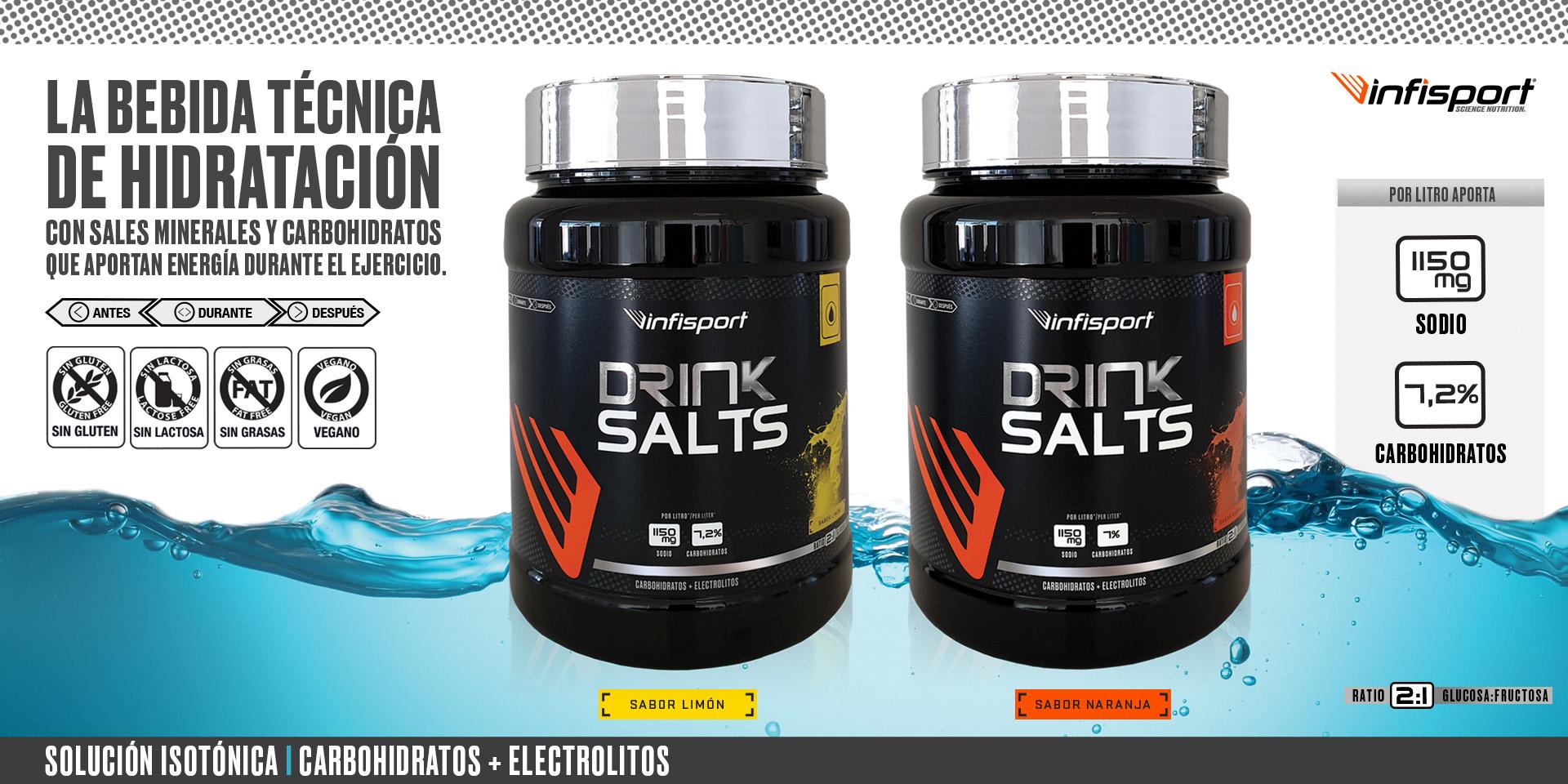 drink salts Lanzamiento